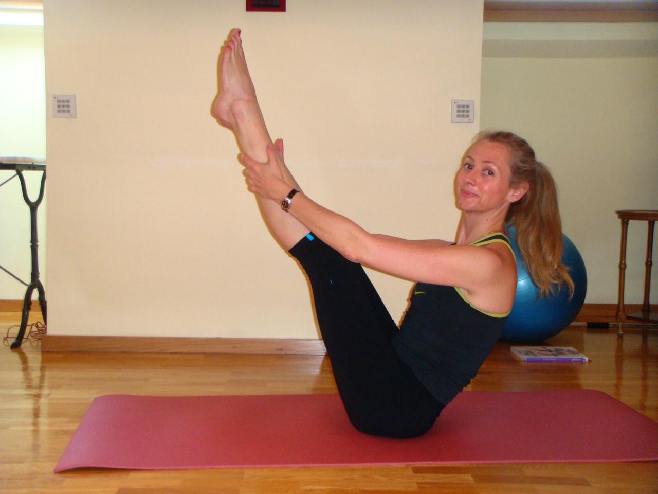 Yoga para perder peso y modelar la figura