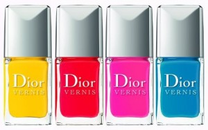 50 años Dior Nails y Summer Mix