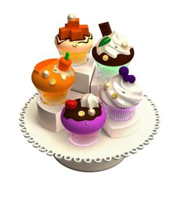 Cinco deliciosos cupcakes que enamoran y no engordan