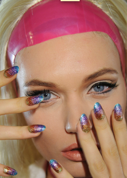 Nail Art: tendencias de manicura primavera 2013