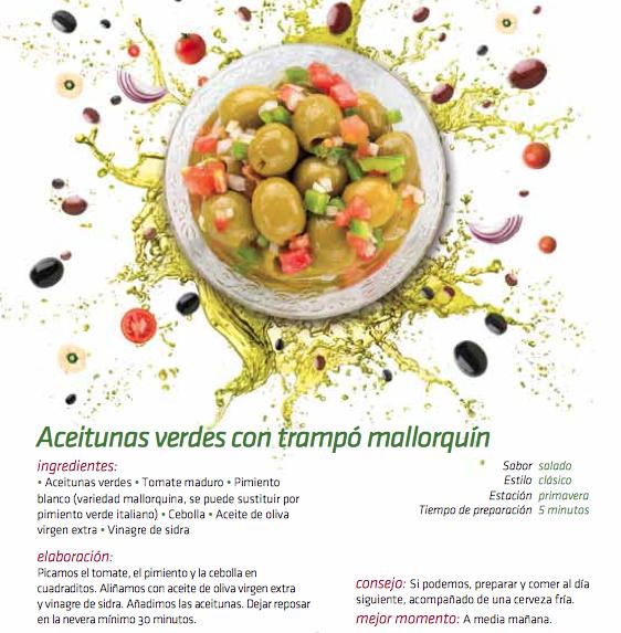 Apúntate al aceituning. Las aceitunas en la Dieta Mediterránea y la salud