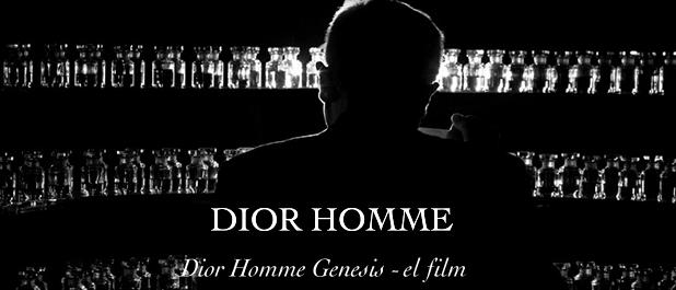 Génesis, Hespérides y Dior Homme