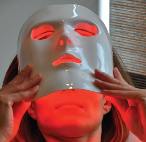 Foto estimulación con terapia con LED: regenerador y reafirmante