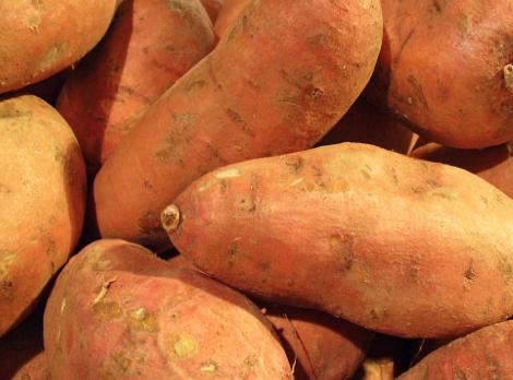 Batata dulce o boniatos: antioxidante y saludable sin engordar