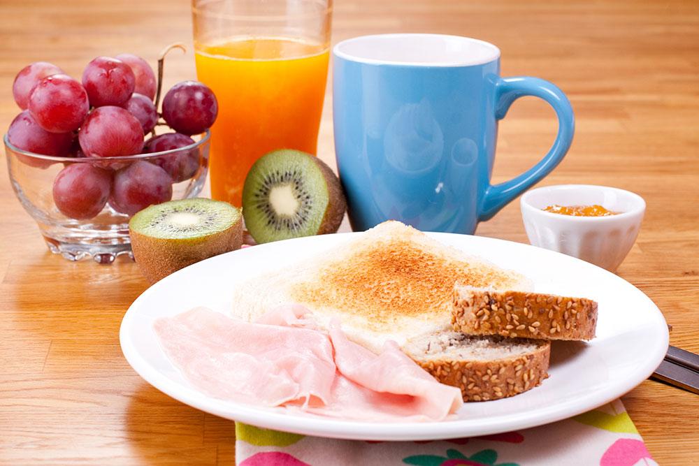 Un buen desayuno para rendir más y mejor