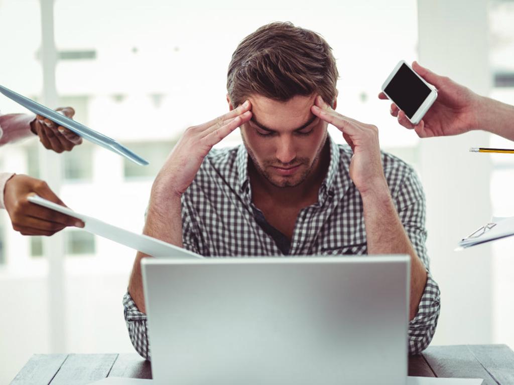 Estrés, cortisol y ansiedad