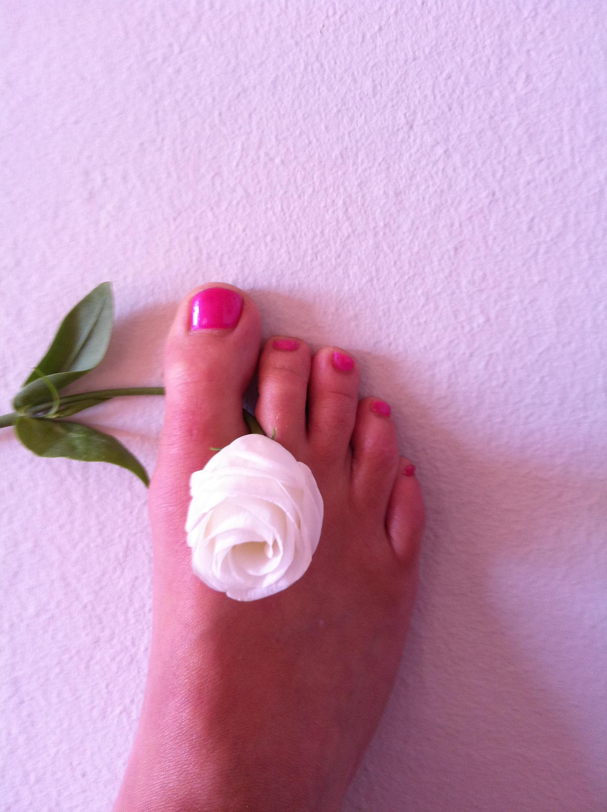 Pedicura o rituales de belleza para los pies