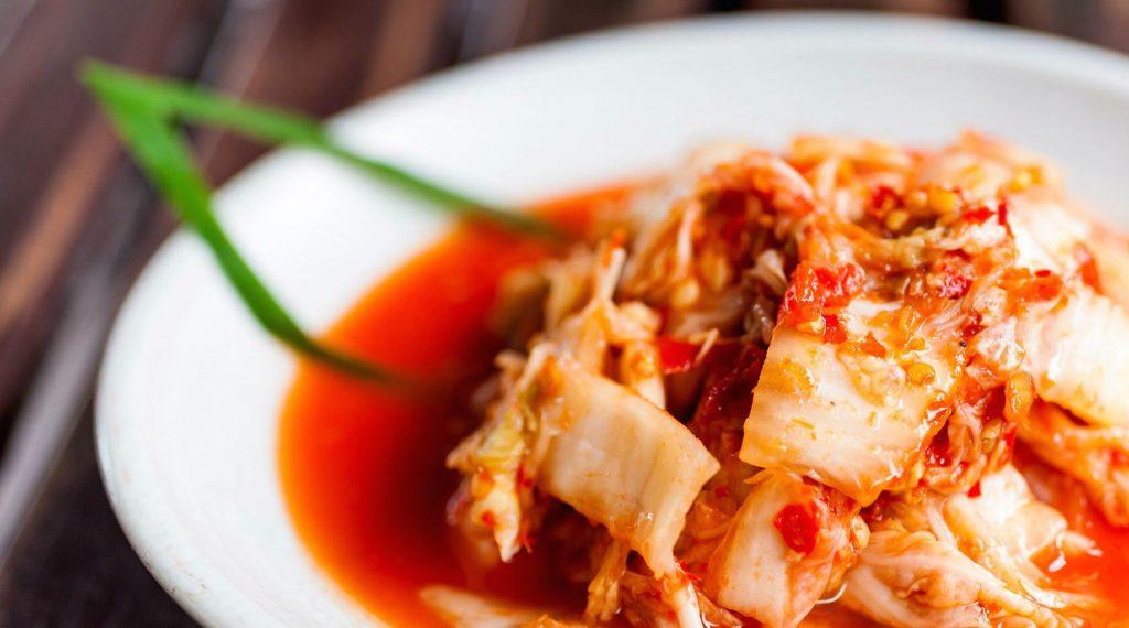 Kimchi, un prebiótico saludable para la digestión
