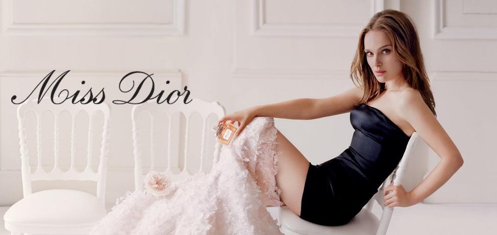 Natalie Portman y François Demachy nos muestran como es Miss Dior