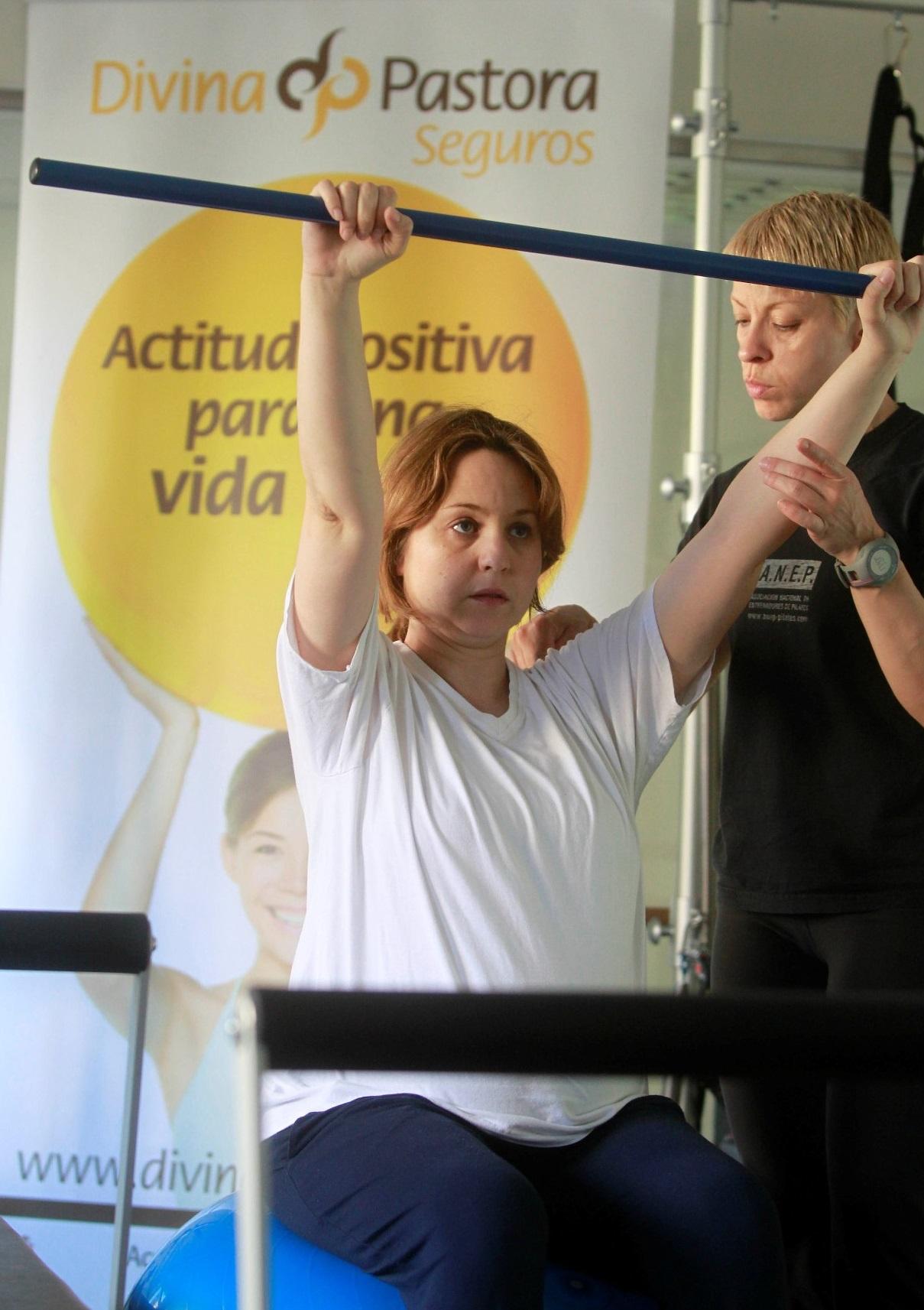 Ejercicio y embarazo: Pilates Prenatal