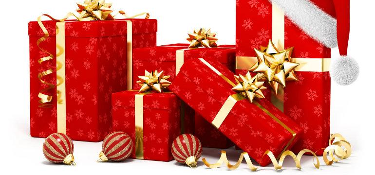 Tiempo de compras y regalos en Navidad