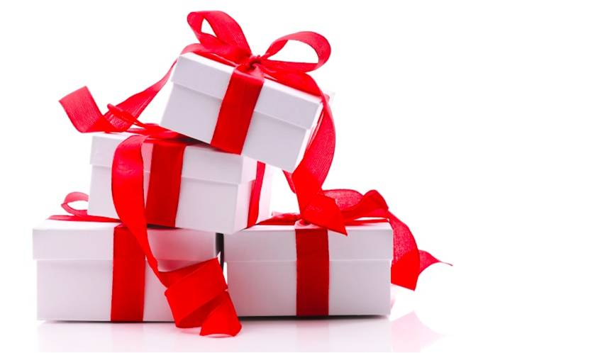 Manda una señal para regalar esta Navidad