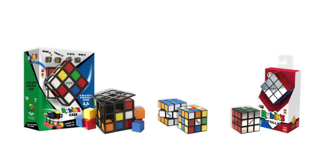 rubik's cube sensory