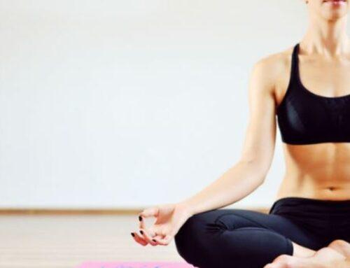 Amor y yoga a primera vista