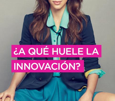 ¿A qué huele una sensación? ¿Y la innovación?