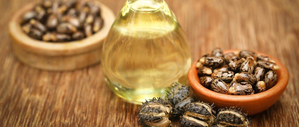 Aceite de ricino, uso interno y externo para belleza y salud