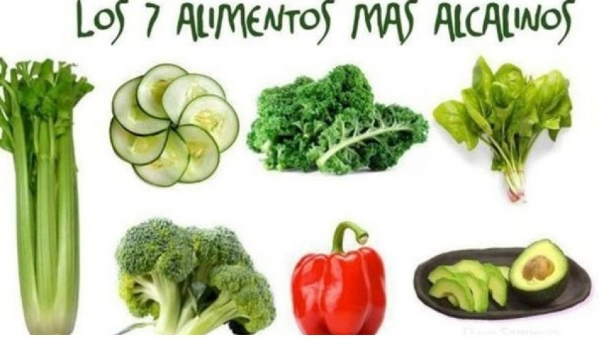 Dieta alcalina macrobiótica y beneficios para la salud