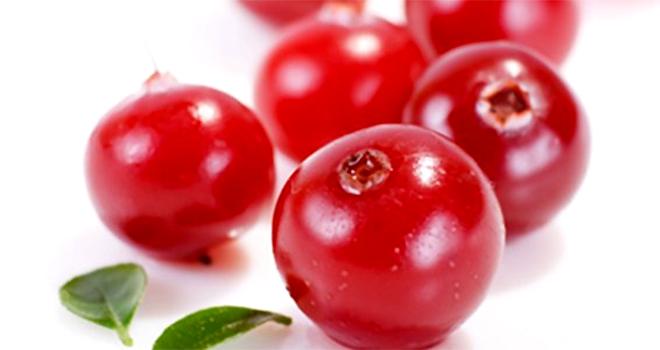 Arándanos rojos o cranberries e infecciones de orina