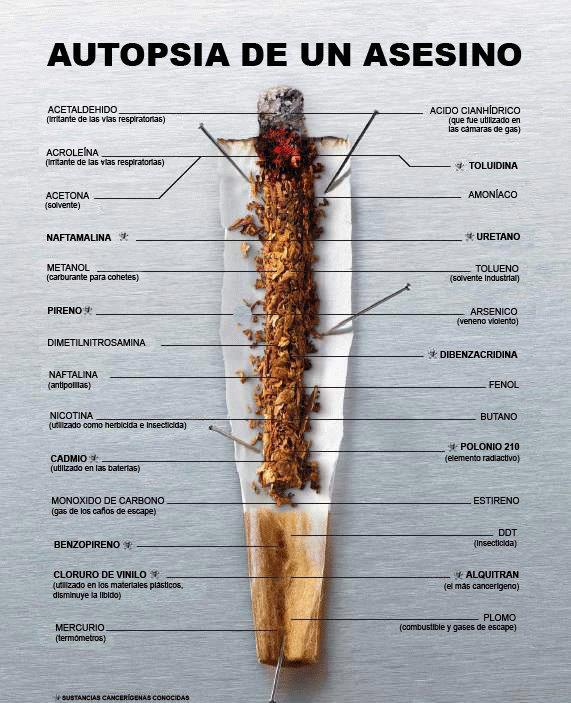 Día Mundial sin tabaco: la interferencia de la industria del tabaco