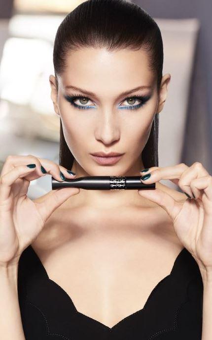Bella Hadid y su belleza cautivadora para Dior