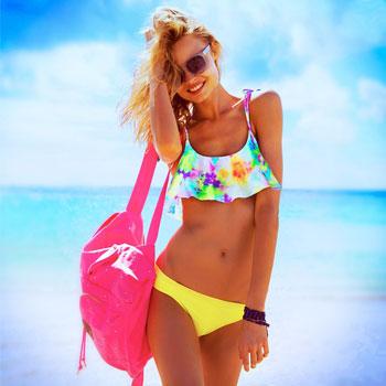 Los diez mandamientos para lucir un cuerpo bikini