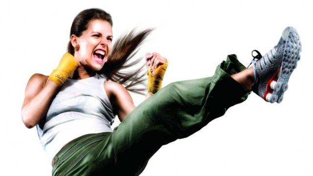 Body Combat para quemar grasa y eliminar estrés