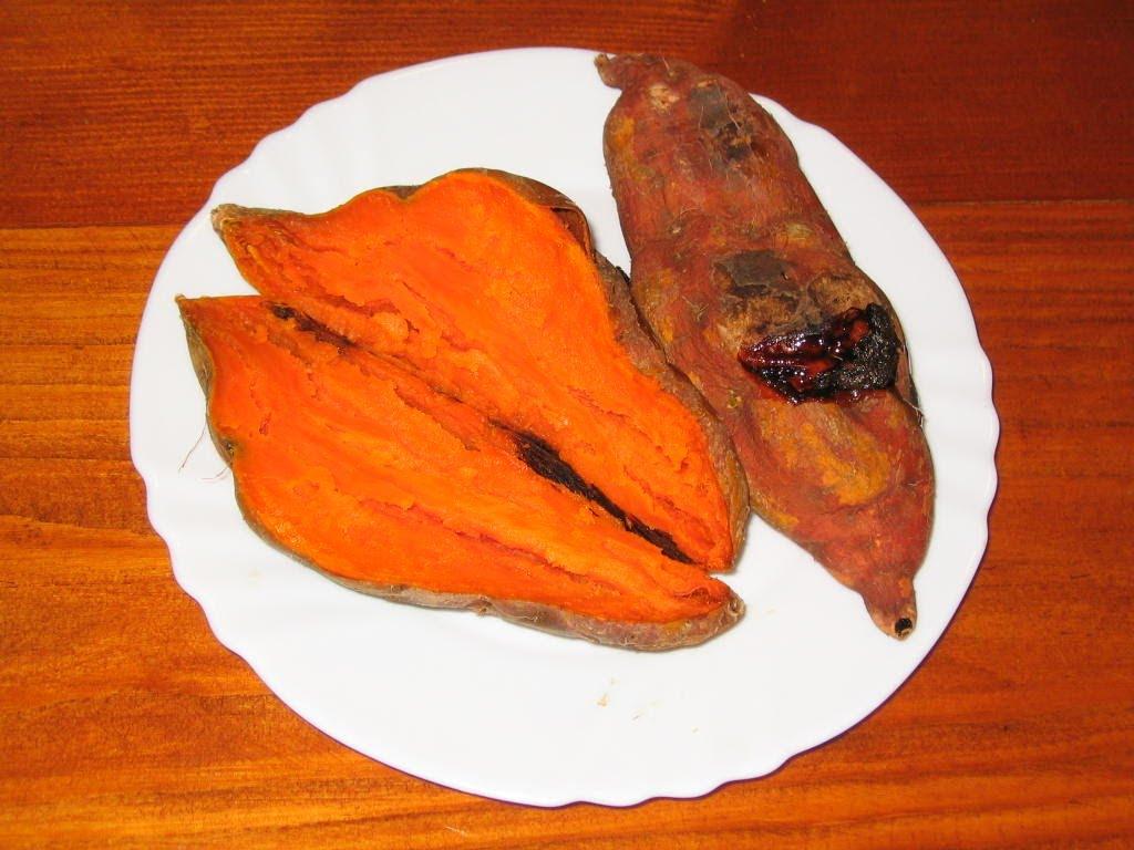 Boniatos: una fuente de betacaroteno y minerales