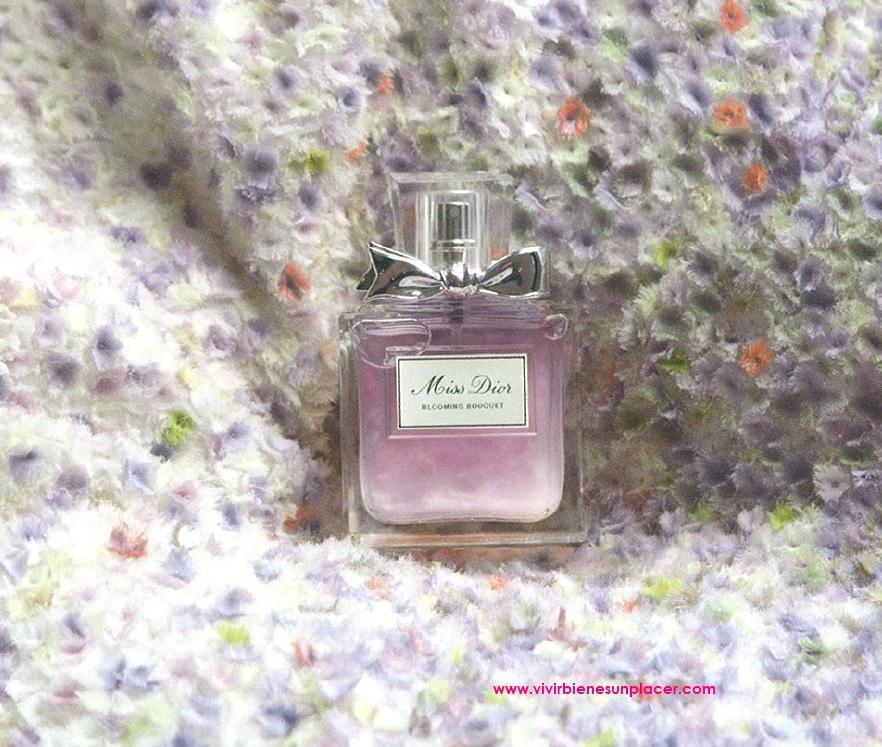 Miss Dior Blooming Bouquet, flores, inocencia y sensualidad femenina