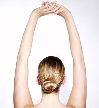 Vigorizar los brazos mediante el ejercicio