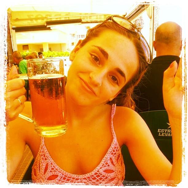 cerveza y gemma