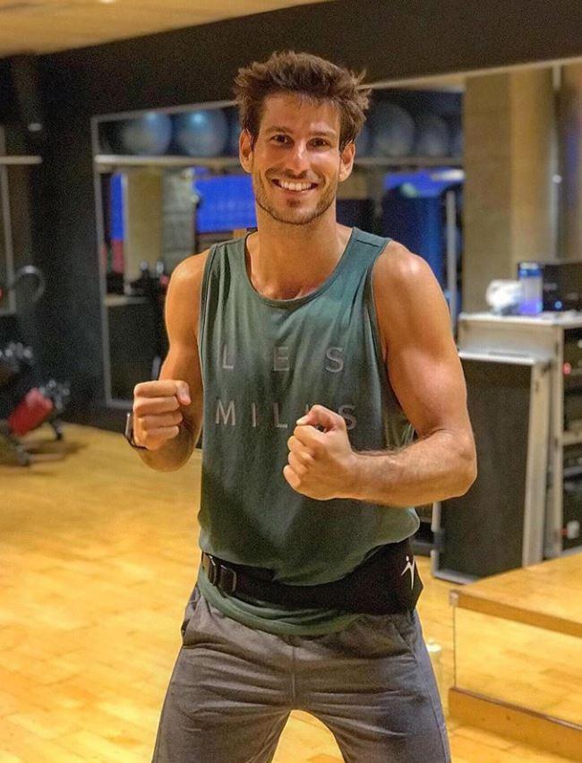 Cesc Escolà nuevo Fitness y Health Trainer de OT 2020