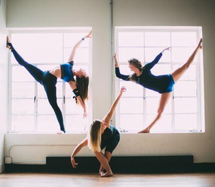 BikeBoxBallet, Bodyballet, zumba, yogadance, fitdance, o simplemente bailar