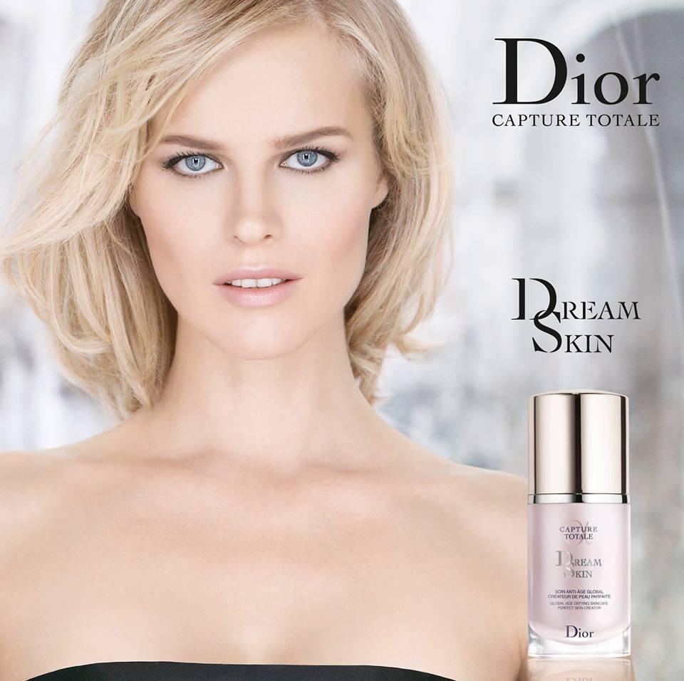 Dior Capture Total LE SERUM: Piel voluptuosa, tersa y radiante