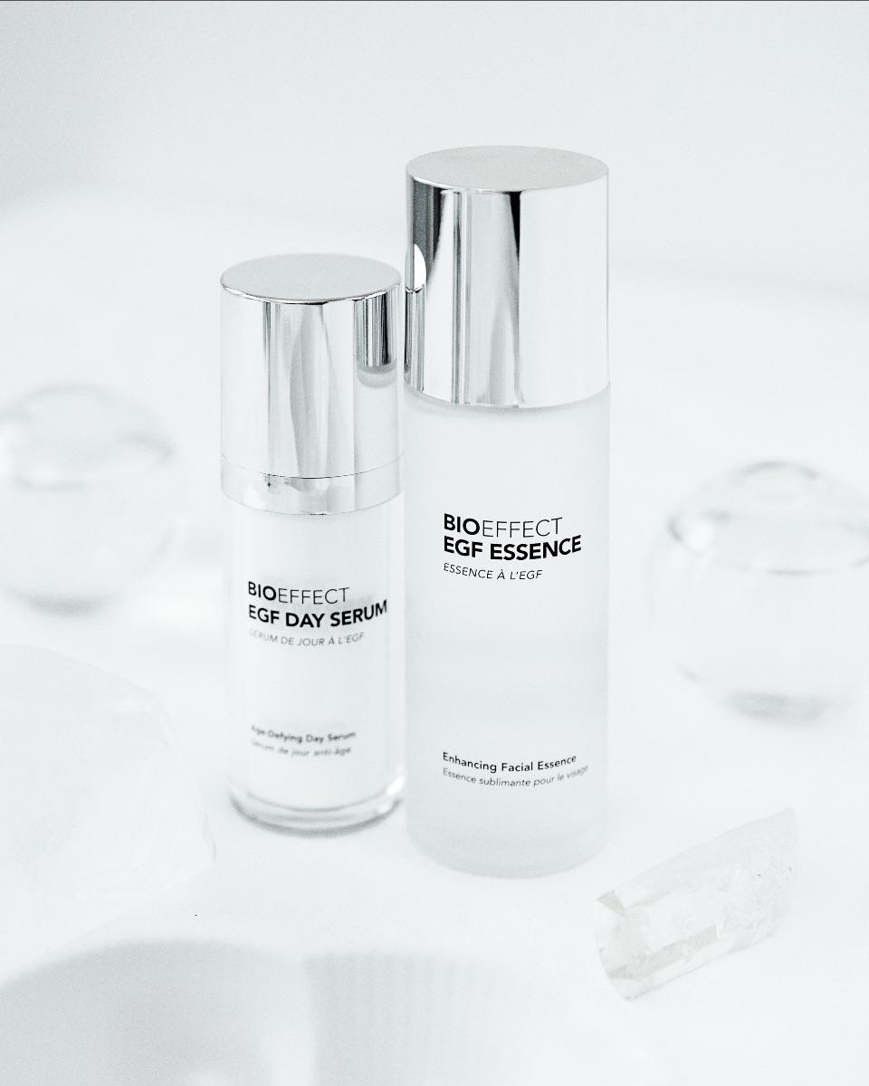 cosméticos con factores de crecimiento
