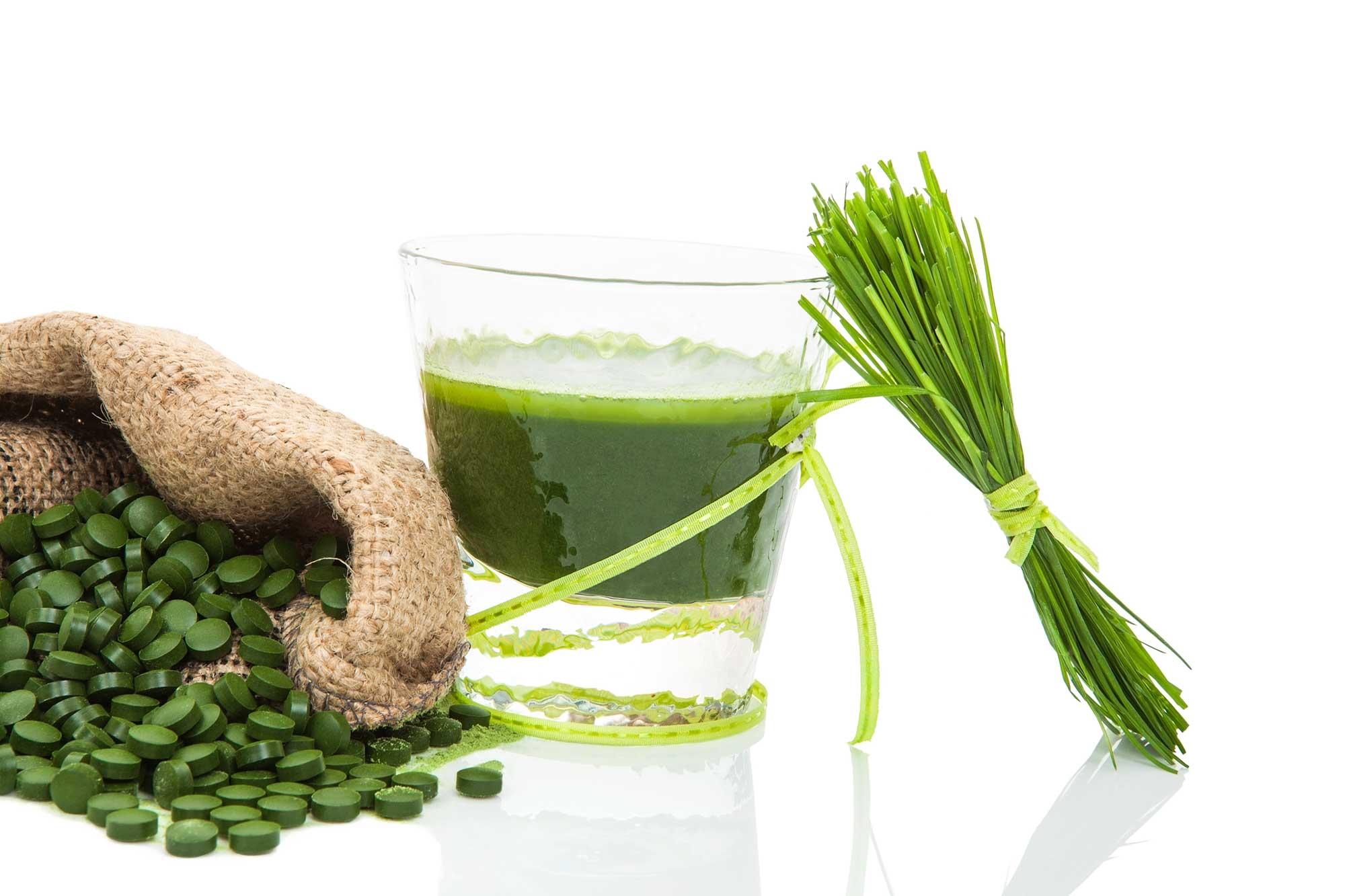 Espirulina: rica en aminoácidos, minerales, vitaminas y mucho más....