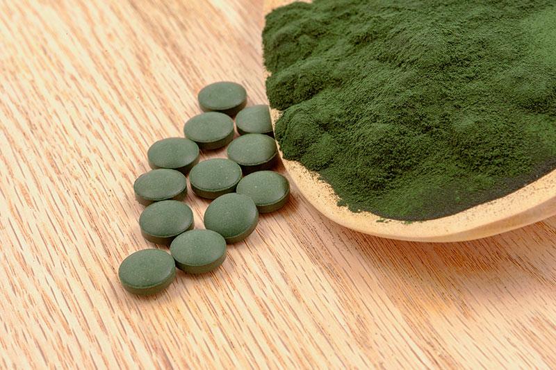 Espirulina: Una alga para adelgazar y mucho más…