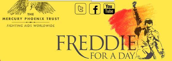 Recordando a Freddie Mercury... por un día!