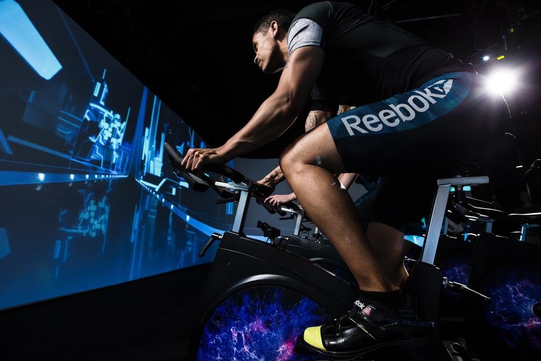 El futuro del Fitness con Reebok y LesMills™: IMMERSIVE FITNESS™