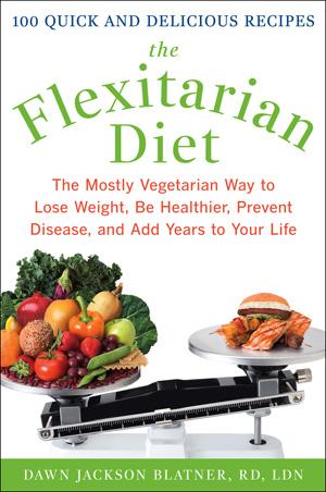 portada del libro dieta flexitariana