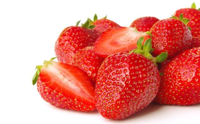 Frutos del bosque saludables y antioxidantes a diario