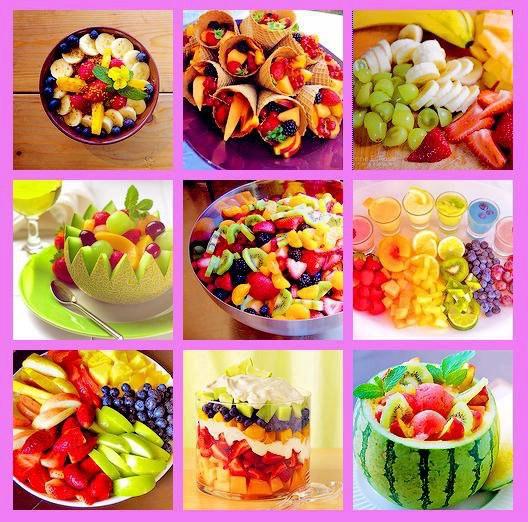 vitamina de la fruta