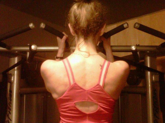 Ejercita la musculatura de tu tren superior
