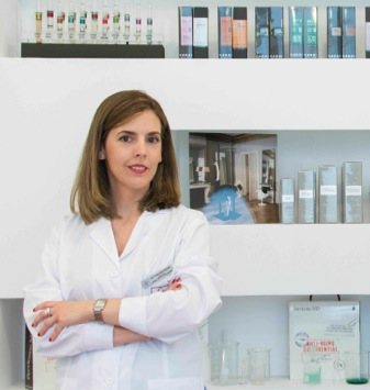 Inmaculada Canterla Directora de Cosmeceutical Center