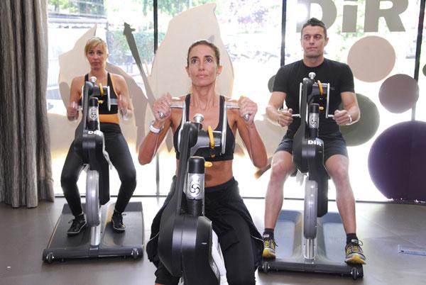 Kranking, la nueva técnica de entrenamiento cardiovascular