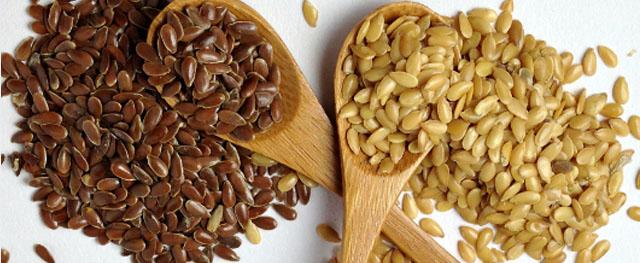 Semillas de lino como Antioxidante y regenerador celular