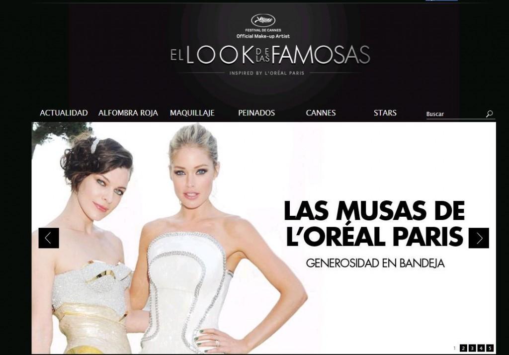 ¿Os gustaría conseguir el look de las famosas?