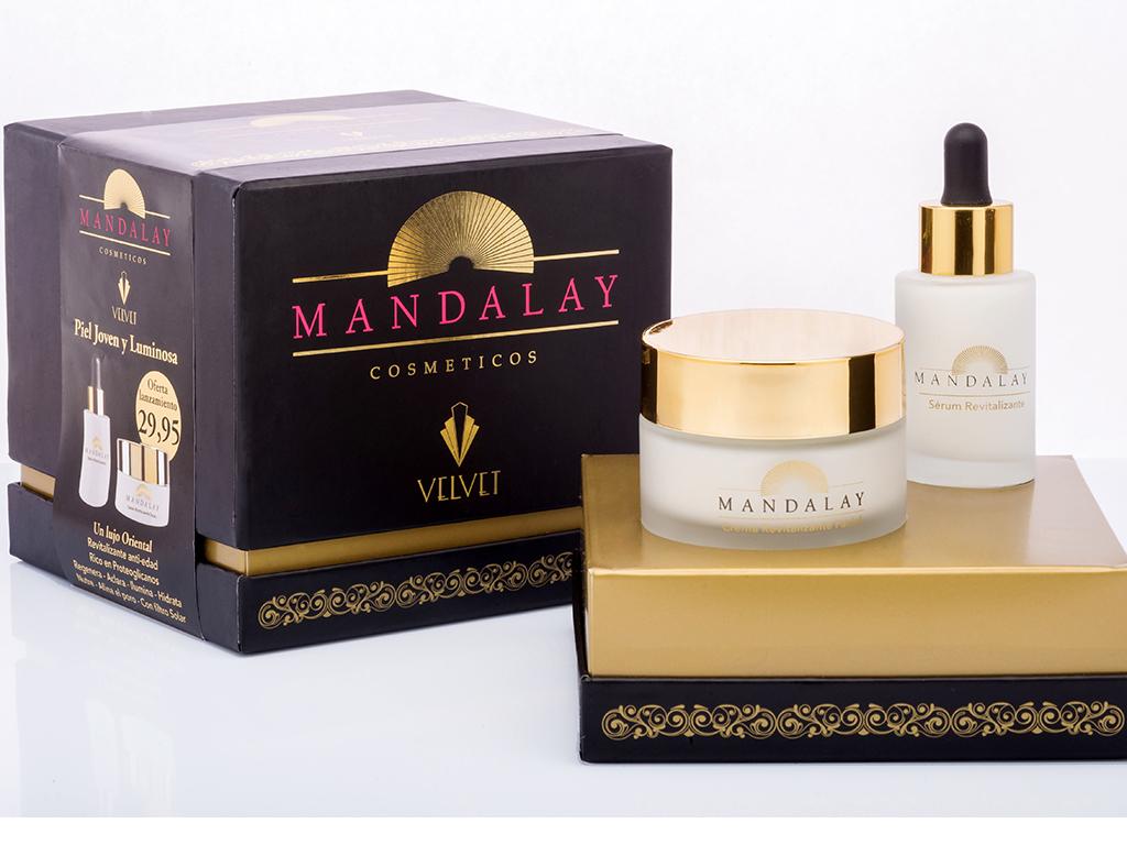 Mandalay, Tanaka y Velvet para una piel más joven y luminosa