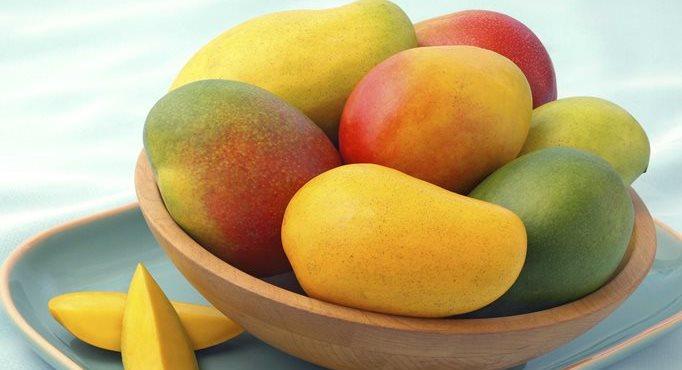 Mango rico en antioxidantes y para adelgazar