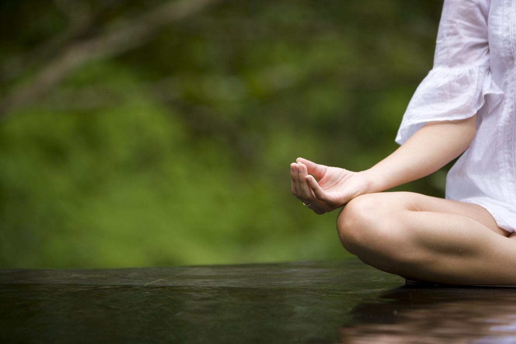Meditación para conectar y descansar la mentee la felicidad?