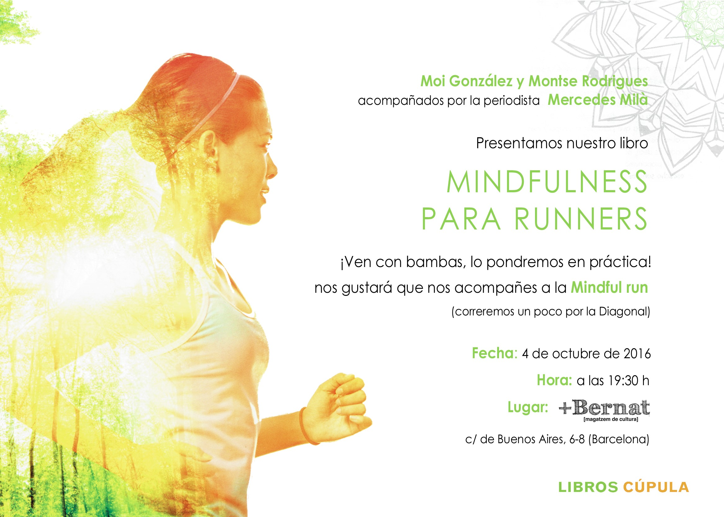 MINDFULNESS PARA RUNNERS - MINDFUL RUN EN BARCELONA